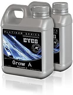 Cyco Nutrients Platinum Series Grow Part B - 5 Liter