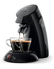 Philips SENSEO Original Koffiepadapparaat - Twee kopjes tegelijk - Met crèmelaagje - Koffieboosttechnologie voor een rijkere smaak - Intensiteitselectie - HD6554/60
