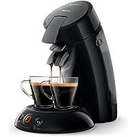 Senseo Original HD6554/60 - Cafetera (Independiente, Máquina de café en cápsulas, 0,7 L, Cápsula de café, 1450 W, Negro)