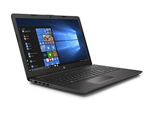"Notebook PC HP 255 G7, Display 15.6"", Cpu AMD A4-9125 4C-Cores 2C+2G fino a 2.6 Ghz, 4 GB RAM, HD 500GB, BT, WIFI, DVD/CD-RW, Antivirus Win10 Pro ed Open Office Pronto All'uso, Hp Gar. Italia"