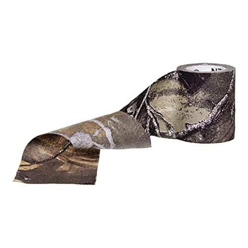 Allen Company Unisex-Erwachsene 25379 Vanish Gewebeklebeband, Tarnmuster, 5,1 cm breit, 3 m lang, Realtree Edge, Camouflage, Einheitsgröße