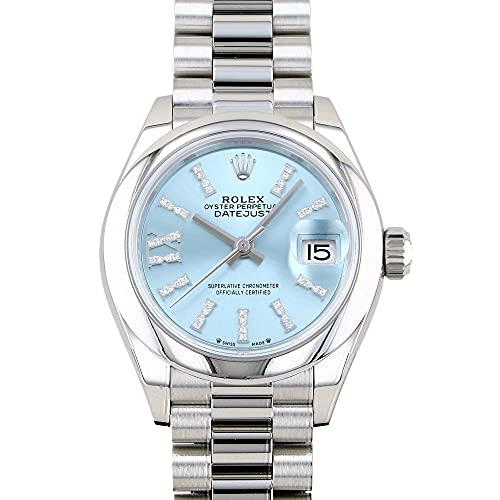 ロレックス ROLEX デイトジャスト 279166 アイスブルーローマ文字盤 腕時計 レディース (W202161) [並行輸入品]