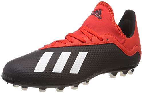 Adidas X 18.3 AG J, Botas de fútbol Unisex Adulto, Multicolor (Multicolor 000), 38 EU