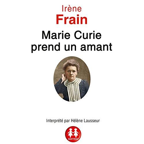 Marie Curie prend un amant audiobook cover art