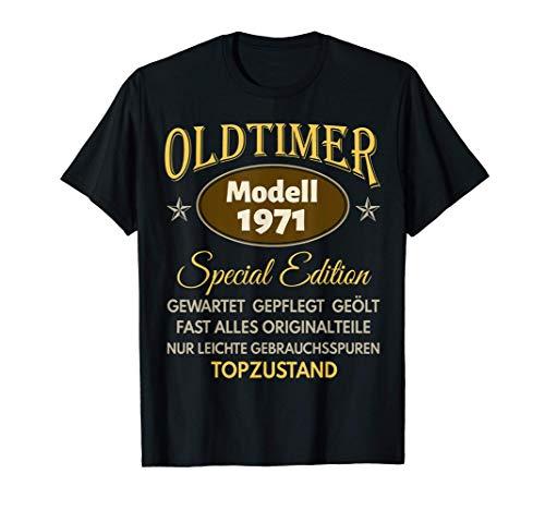 50. Geburtstag 50 Jahre Damen Herren Spruch Lustig Geschenk T-Shirt