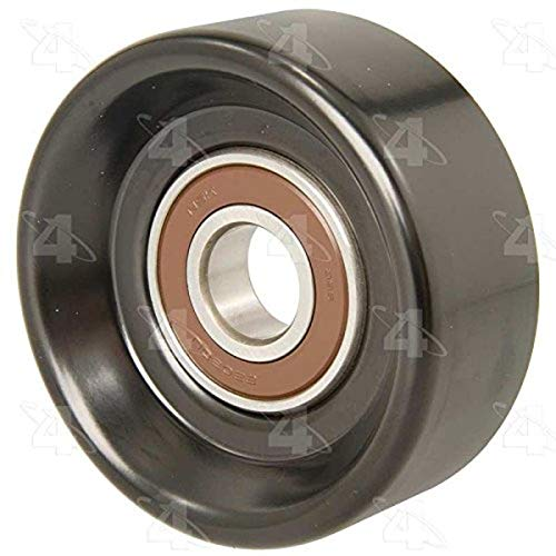 """Hayden 5979 Idler and Belt Tensioner Pulley for 1"""" Belt with 3"""" OD x 0.69"""" ID Pulley"""