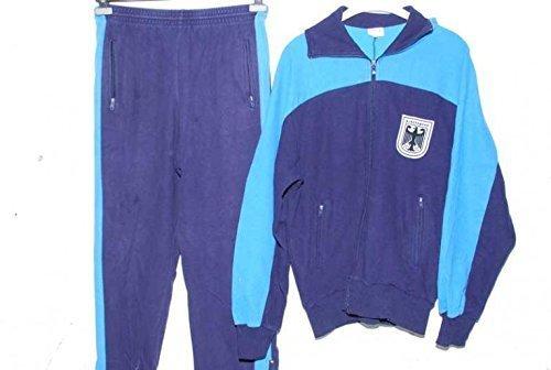 Baer Bundeswehr Sportanzug Trainingsanzug mit Jacke und Hose gebraucht (50)
