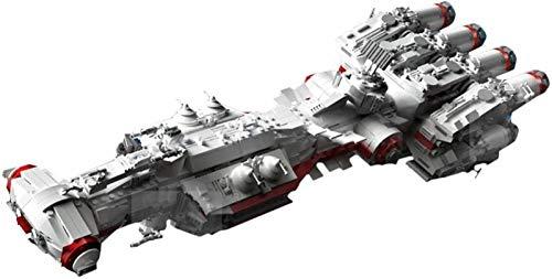 Technic Custom Building Blocks Mortesvs CR-90 Corellian Corvette, 2905 Clamp Building Blocks Technic Building Blocks Juguetes de construcción compatibles con Lego