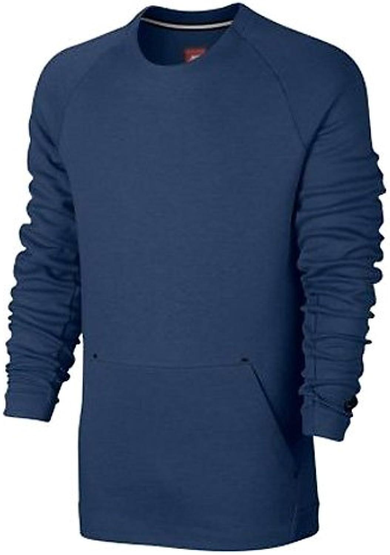 Nike Sportswear Tech Fleece Crew Mens Sweatshirt 805140 Jumper