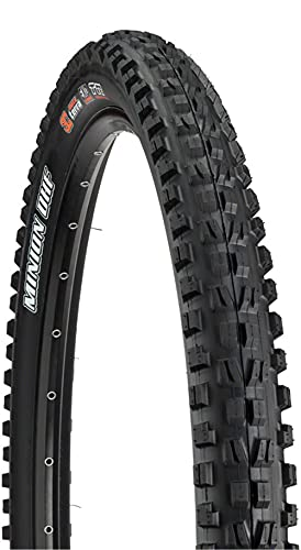 MAXXIS - Minion DHF Tubeless Ready Bicycle Tire | 27.5 x 2.8 | 3C MaxxTerra, EXO