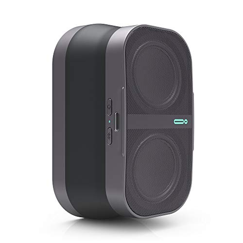 POW Mo expandable ultra-portable Bluetooth speaker