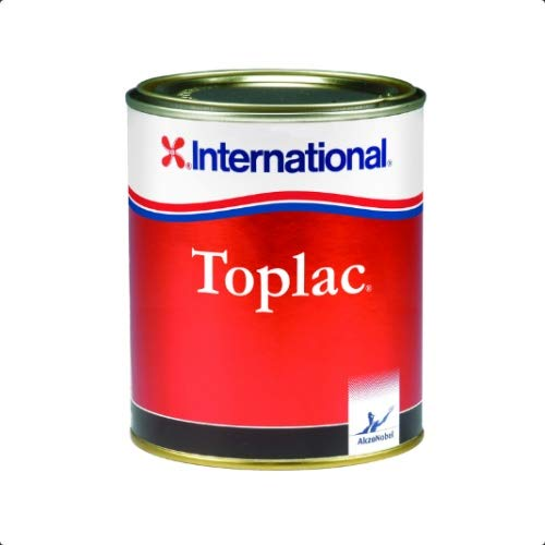 International Toplac Bootslack blau 830-0,750 L