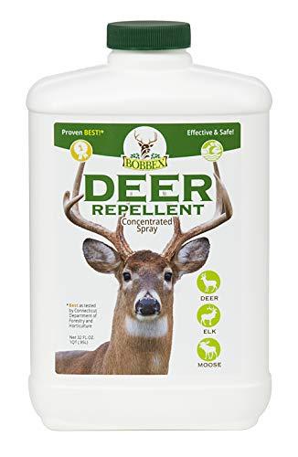 Bobbex Deer Repellent | Ready-To-Use Deer Deterrent Spray