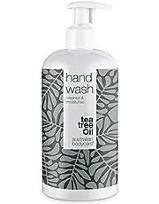 Australian Bodycare Hand Wash 500 ml | Vocht inbrengende & effectieve handzeep | Met 100% natuurlijke Tea Tree Olie | Effectief tegen vuil & bacteriën | Actieve ingrediënt Tea Tree bestrijdt bacteriën