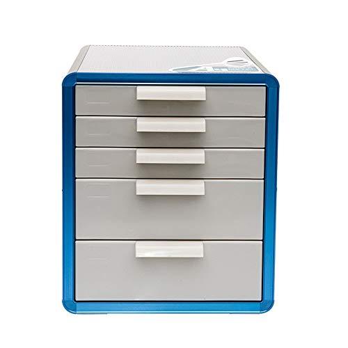 Archiefkast ladenkast bureau-organisator Home Office desktop opslag box verwerking van papieren documenten gereedschappen voor kinderen knutselbenodigdheden office opslag