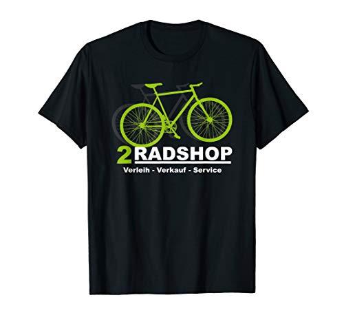 Fahrrad - Verleih, Service, Verkauf - 2 Rad Shop Rerik Shirt