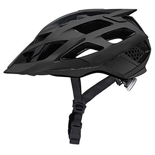 XYBB Casco Bicicleta Casco de Bicicleta MTB con Gafas de Sol Bicicleta...