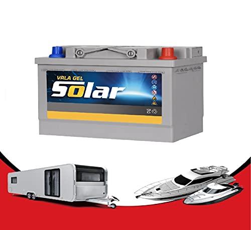 65AH VRLA Gel Ocio Batería Fotovoltaica Solar Bombeo Marino y Multifit