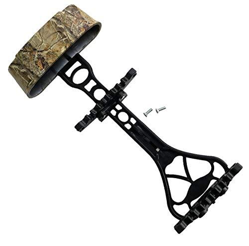 Fsskgx 6 Arrow Quiver Quick-Release Compound Archery Bow Holder
