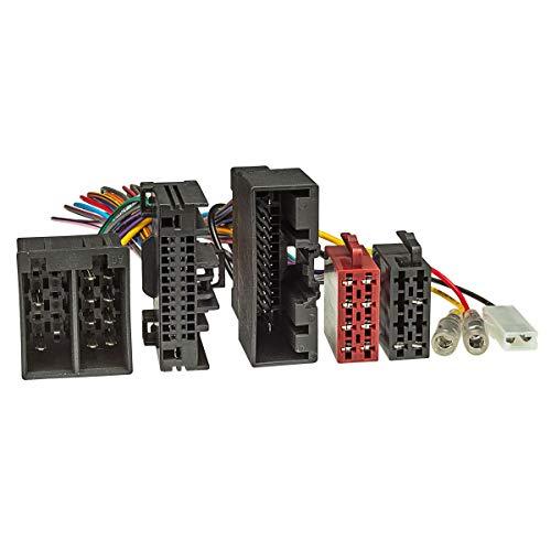 tomzz Audio 7315-002 T-Kabel ISO passend für Ford ab 2010, Land Rover ab 2011 zur Einspeisung von Freisprecheinrichtung ISO Verstärker für THB Parrot Dabendorf i-sotec Match