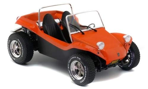 Meyers Manx Buggy, metallic-orange, 1968, Modellauto, Fertigmodell, Solido 1:18