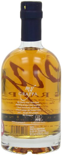 Inga My Grappa Affinata in Barrique - 2