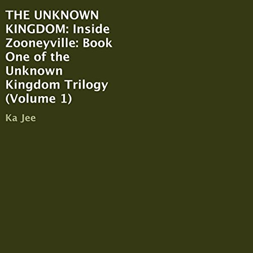 Inside Zooneyville audiobook cover art