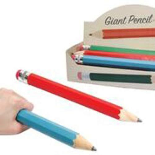 Riesiger Bleistift