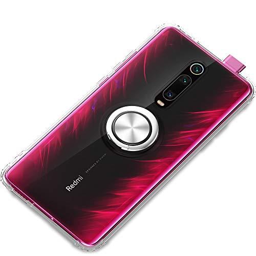 SWMGO® Firmness Smartphone Funda Carcasa Case Cover Caso con Anillo para Xiaomi Redmi K20 Pro/Xiaomi Redmi K20/Xiaomi Mi 9T Pro/Xiaomi Mi 9T(1)