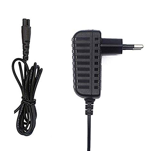 12V Shaver Charger Power Cord Compatible with Remington F4790, F-4790,...