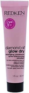 Redken Diamond Oil Glow Dry Detangling Conditioner, 30 ml