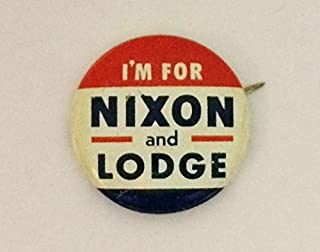 nixon lodge pin