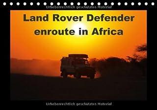Land Rover Defender Enroute en África/UK-Version–Autor: lijadora Stefan