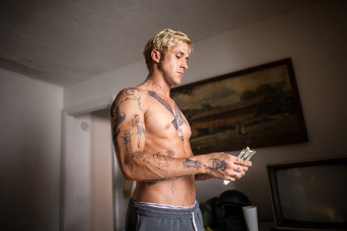 (24x36) The Place Beyond the Pines (2012) Movie Poster (SPECIAL THICK POSTER) Original Size 24x36 Inch - Ryan Gosling, Eva Mendes, Anthony Pizza