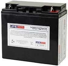 12V 18Ah NB AGM Battery Replaces 12DD-18, CB12170, CP12-17, CP12-18, GP12170, GP12180, GPL12180, EVX-12170, 12VA17, 12VA18, BD18-12, DH12170, DH12180, DM12-17, DM12-18, DMU12-17, DMU12-18, D12180