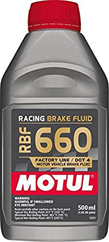 Motul 101666 RBF 660 Racing Brake Fluid 0,5L