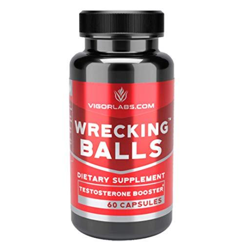 Vigor Labs Wrecking Balls - 60 Caps…