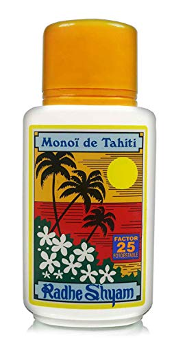 MONOI DE TAHITI F.25 RADHE 150 ml