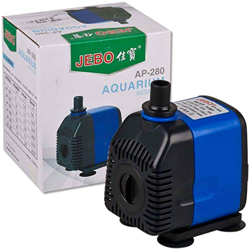 JEBO Aquarium Förderpumpe AP-Serie (AP-280)