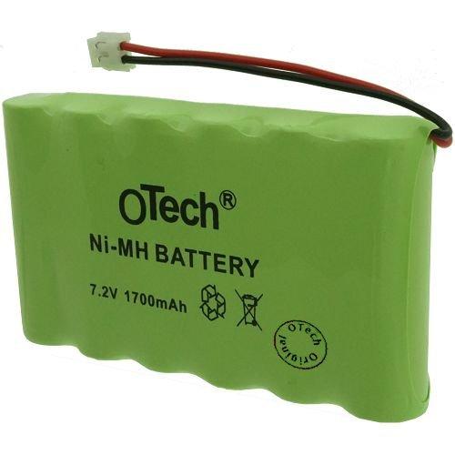 Otech batería Compatible para COMPEX MI-Sport 500