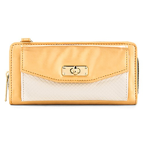 Venice Wallet Clutch Bag Carrying Case for Huawei Valiant Y301 A1, 4Afrika, Premia 4G Smartphones