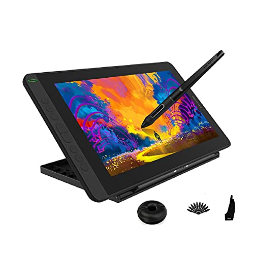HUION 2021 Kamvas 12 Ultrathin Graphic Drawing Tablet with Screen...