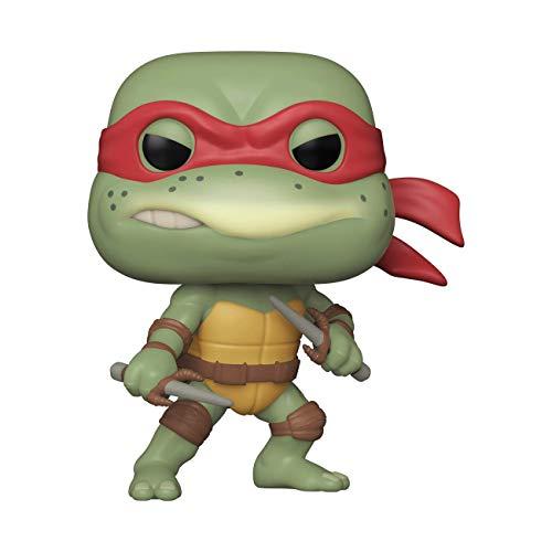 Funko- Pop Vinyl 1990-Raphael Teenage Mutant Ninja Turtles 1990 Raphael Figura coleccionable, Multicolor (51432)