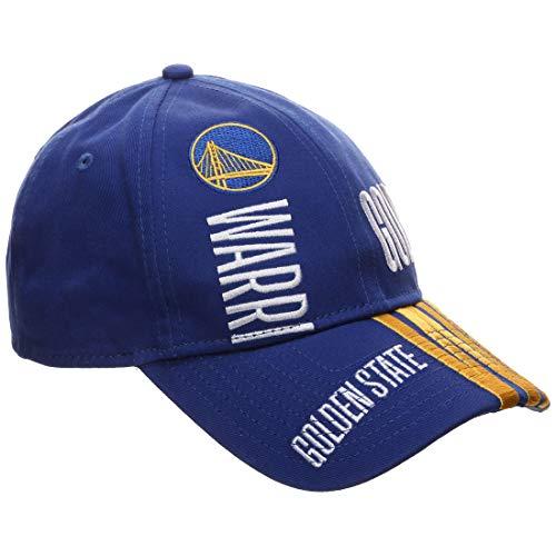 New Era 9FIFTY NBA 19 Tip Off Series Golden State Warriors - Gorra (talla única), color azul y amarillo