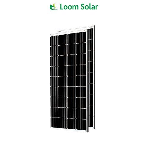 Loom Solar 180 Watt-12 Volt Mono Crystalline Panel...