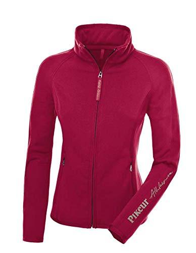 Pikeur Laila T-Shirt Fonctionnel pour Femme Rouge d'équitation Taille 34