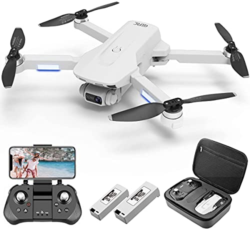 4DRC F8 GPS Drone with 4K Camera for Adults, Brushless Motor 5G WiFi...