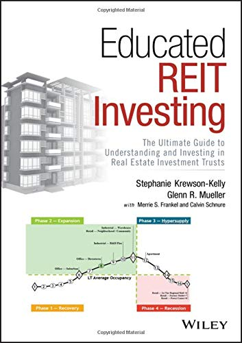 Real Estate Investing Books! - Educated REIT Investing: The Ultimate Guide to Understanding and Investing in Real Estate Investment Trusts