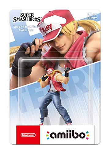 amiibo Terry Bogard (colección Super Smash Bros.)