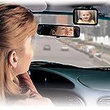 Safety 1st 3203001000 - Espejo retrovisor, color negro